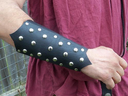 Studded dagger holder Bracers