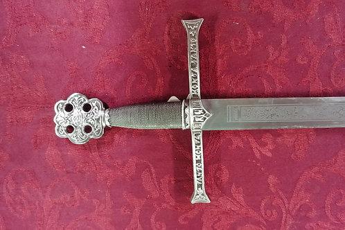 Catholic King Sword
