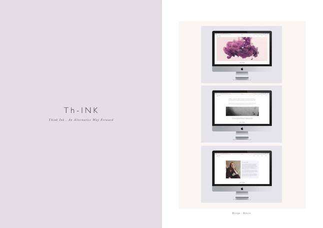 NGO BRANDING PROJECT 2017 : TH-INK