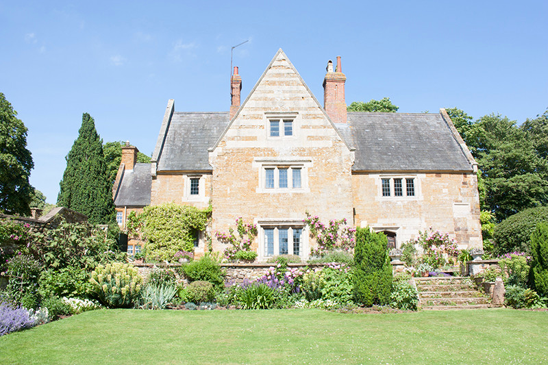 A Stunning Country Manor