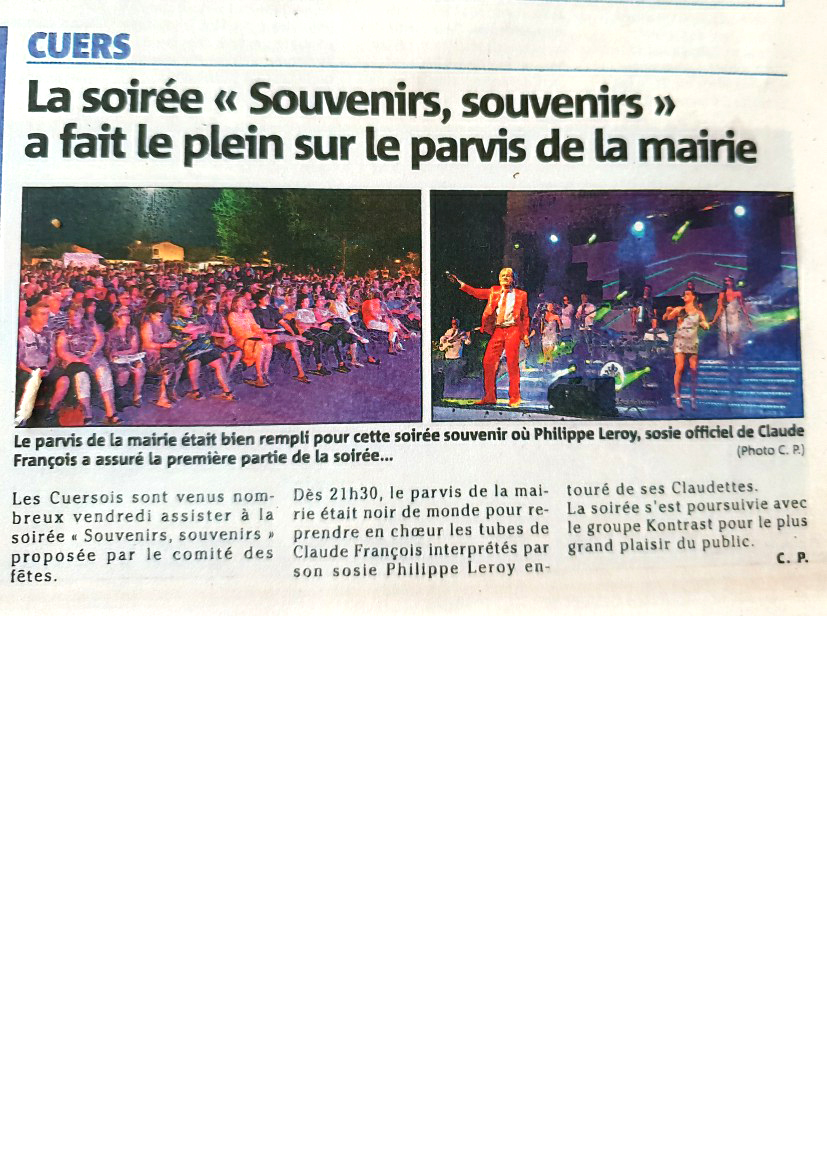 article de presse Cuers 2019 copie