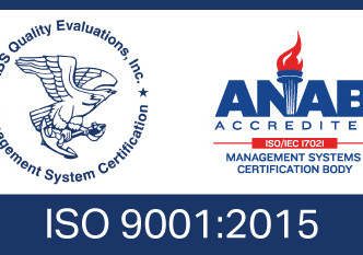 PacSense has been qualified to the ISO certification for 5 years in a row