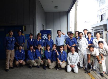 地域貢献分科会【9月清掃活動報告】