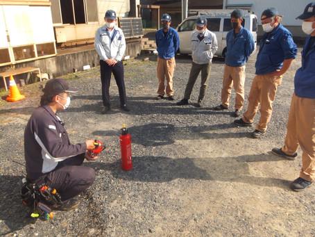 避難訓練の実施
