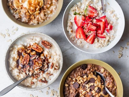 What An Entrepreneur Should Eat Daily