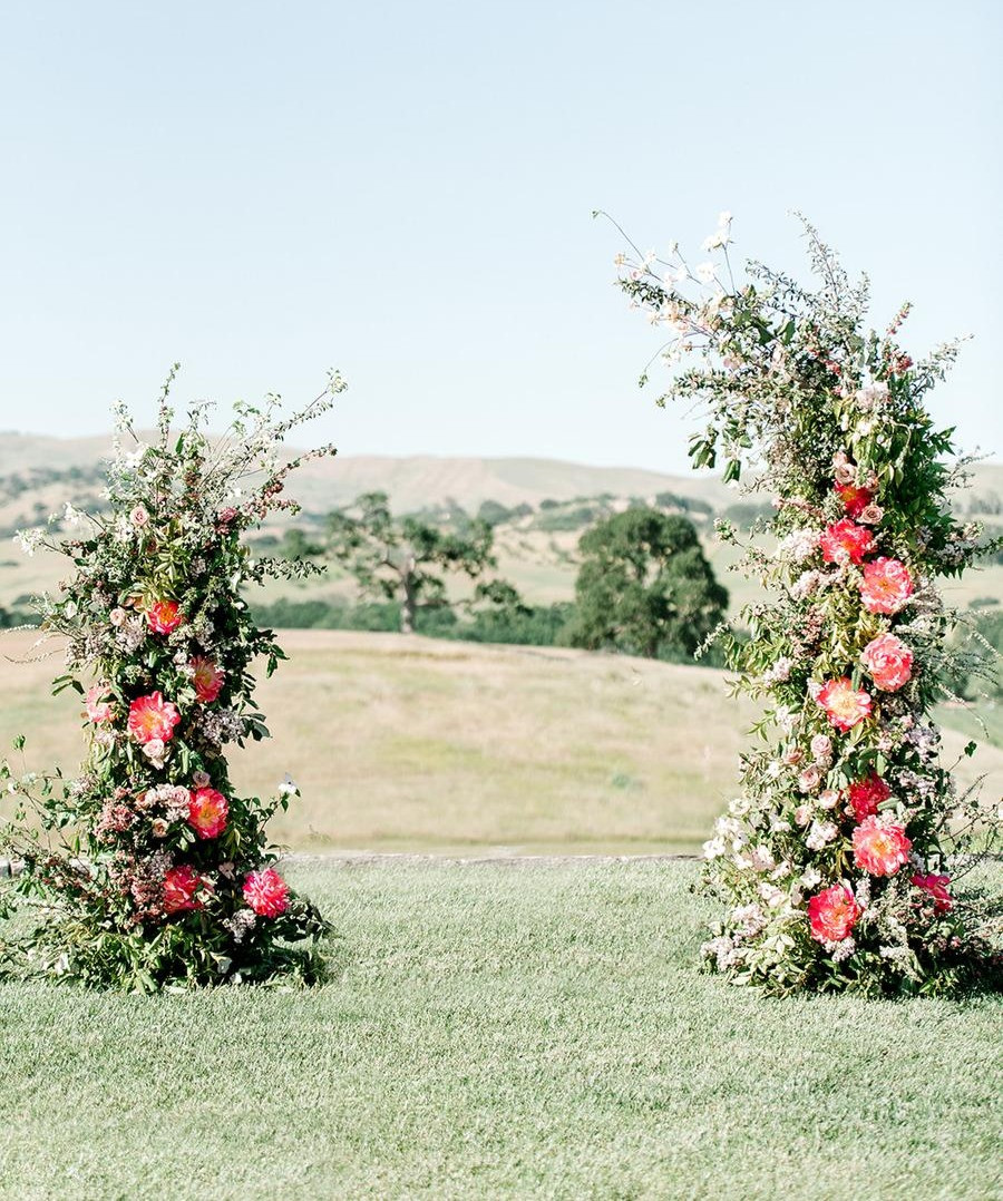 Free Standing Wedding Arbour - Hire