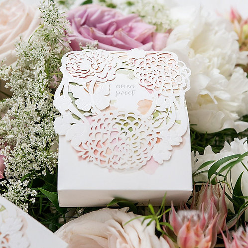 Floral Garden Gift Box - Set of 10