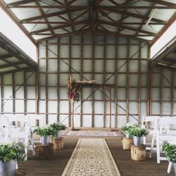 Cream Persian Wedding Aisle Carpet Runner -HIRE