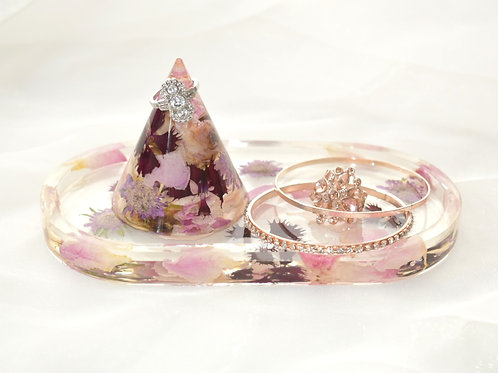 Oval Jewellery Tray