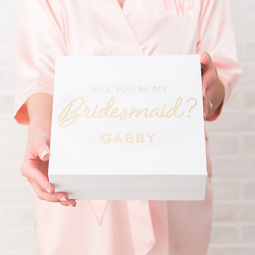 """""""Will you be my Bridesmaid?"""" - Premium Gift Shop"""