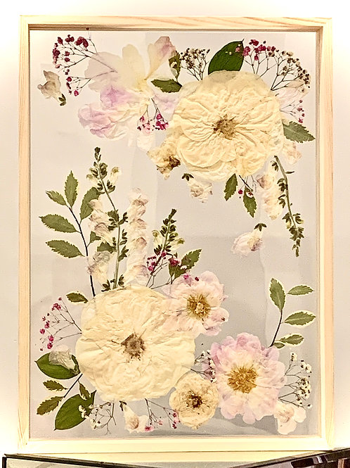 40cm - Nordic Pressed Flower Frame
