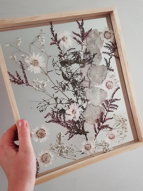 50cm - Nordic Pressed Flower Frame