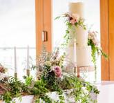 Wild Rose Hanging Vases - Hire