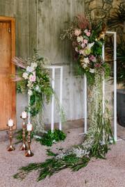 Wild Rose Wedding Arbour - Hire