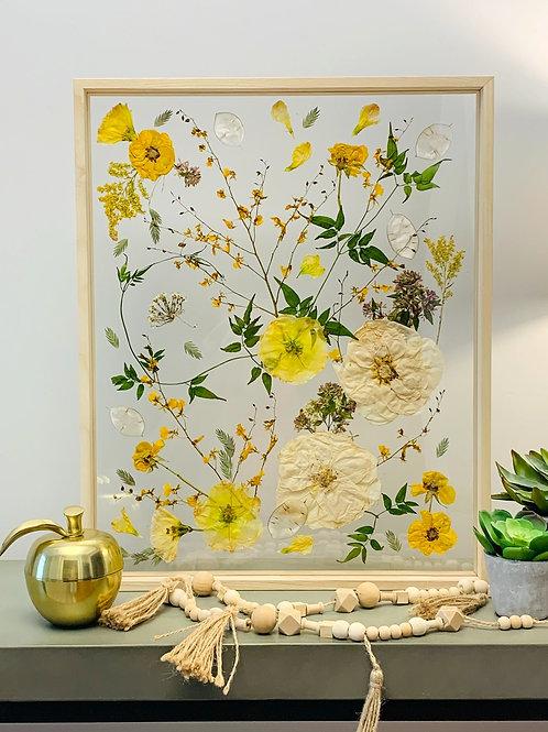 50cm - Nordic Pressed Flower Frame