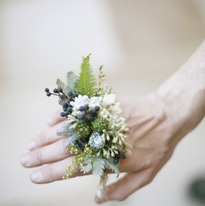 Floral Ring Corsage - $60