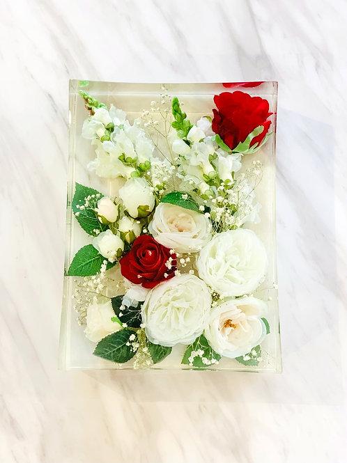 32cm Bouquet Flower Block