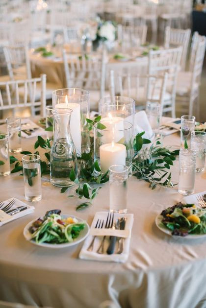 Round Guest Table Hire