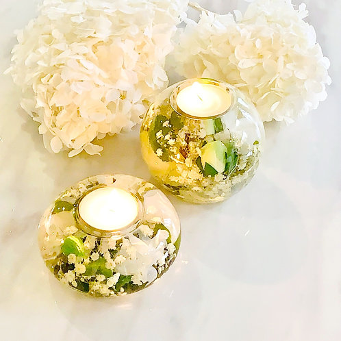 Set of 2 - Candle Balls