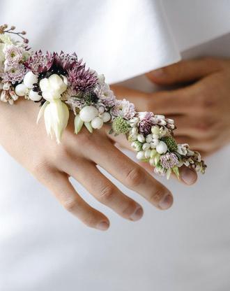 Finger / Wrist Flower Tattoo - $70 ea