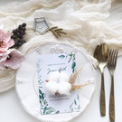 Ivory - Cheesecloth Table Runner