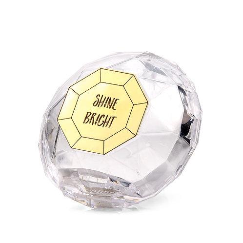 Personalised Diamond Die-Cut Sticker - Pkt 25