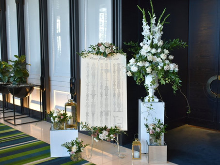 Can you up-cycle your wedding flowers?
