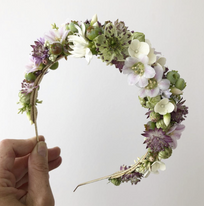 Sweet Blossom Headband - $70