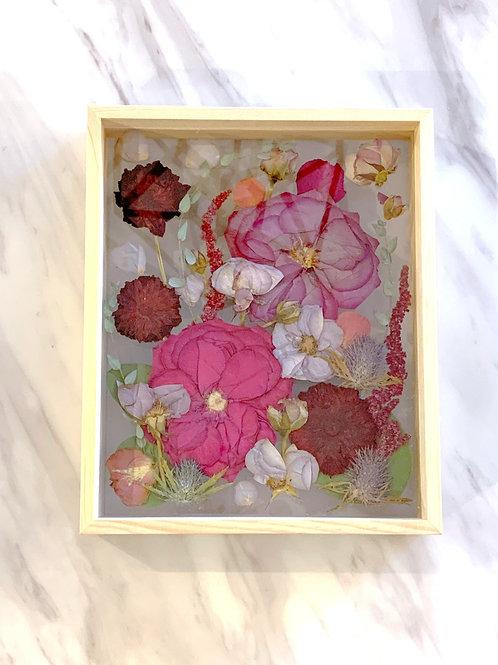 25cm - Nordic Pressed Flower Frame
