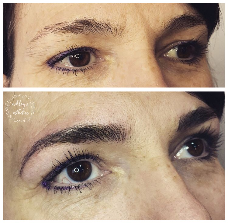 hairstroke brows kelowna