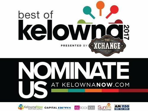 Ashley's Esthetics Best of Kelowna nomination 2017