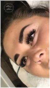mega volume eyelash extensions west kelowna