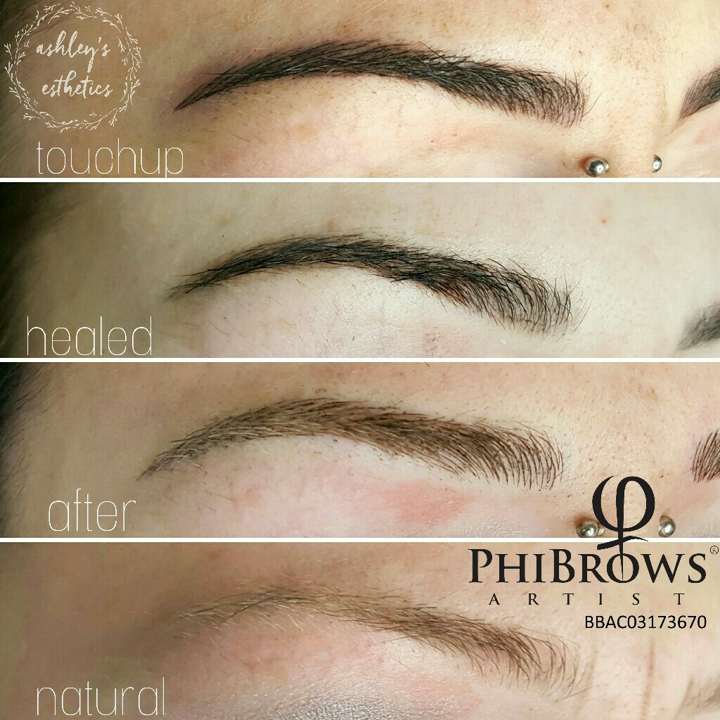 phibrows microblading technique