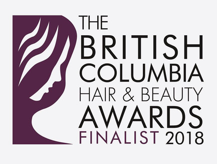 Ashley's Esthetics beauty award finalist 2018