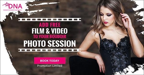 Boudoir Videography Session