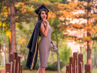 Sac State Graduation Pictures