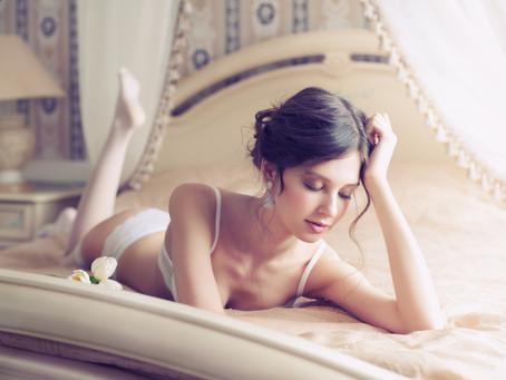 Why You Should Book a Bridal Boudoir Photo Shoot