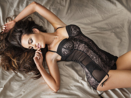 Boudoir Portraits as a Gift to Self!