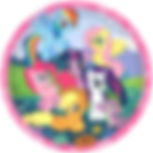 My Little Pony party supplies girls pony party supplies