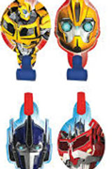 Transformers party blowouts noisy party bag favors