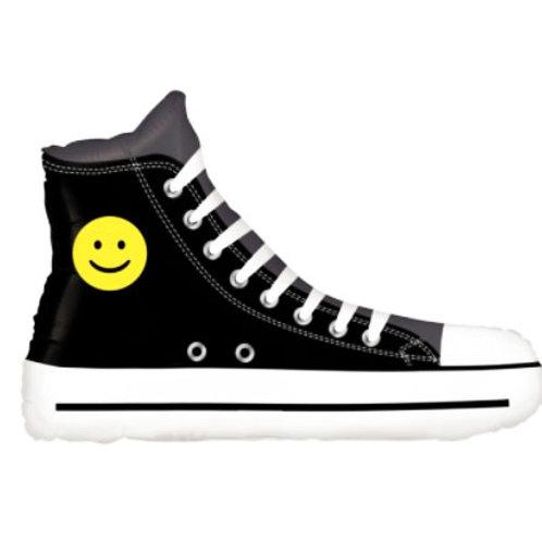 Emoji party balloons | Emoji Sneaker | Emoji super shape balloons | kids party balloons | 24-7 Party Paks Australia