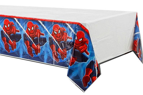 Spiderman party tablecover | Spiderman party decorations | Spiderman tableware | 24-7 Party Paks