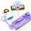 Thumbnail: Dora the Explorer princess cake decoration kit includes Dora Princess Figurine