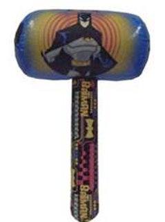 Batman party favor toy - inflatable batman mallet