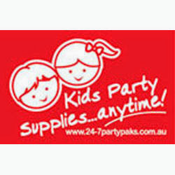 www.24-7partypaks.com.au kids party supplies online shop Australia