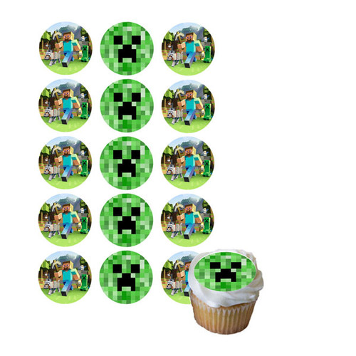 Edible Icing Images Cake Cupcake Toppers 24 7 Party