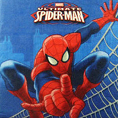 Ultimate Spider-man party napkins pack 16