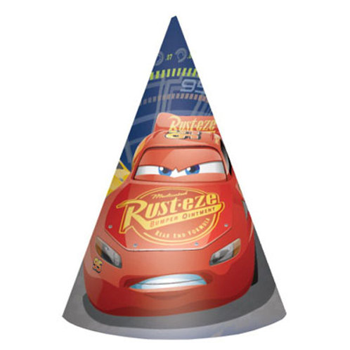 Disney 3 Movie party hats pack 8