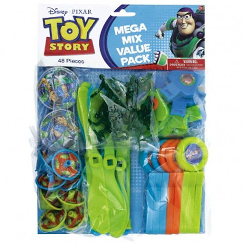 Toy Story 3 kids party favor toys pack 48 pieces