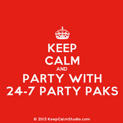 24-7 PARTY PAKS KIDS PARTY BLOGS